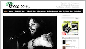 treeo homepage