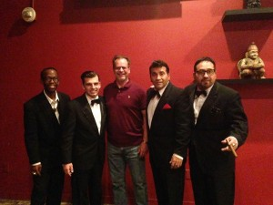 Broadway Rat Pack