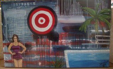 on target #2